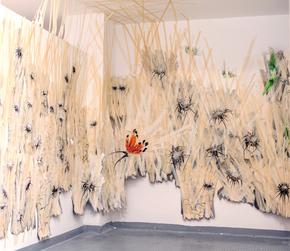 The Field installation_Bezalel7Image Room_Curator Hagar Brill_2013 .jpg