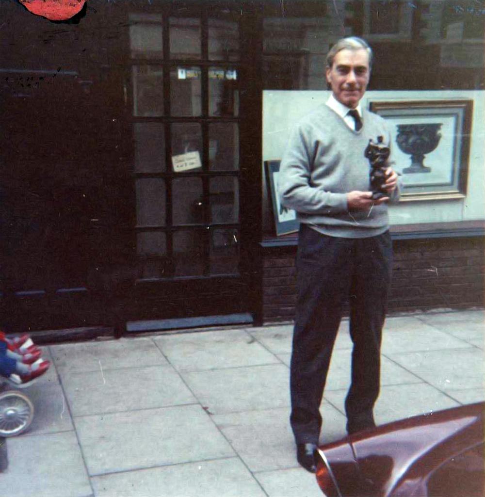 אלפרד הכט 1907 - 1991