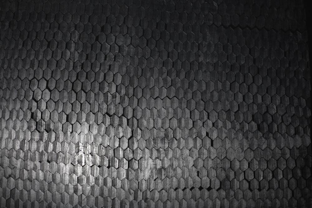 ללא כותרת (לוכד הנחשים), פחם וגרפיט על עץ, 250X122 סמ 2013 (3).jpg
