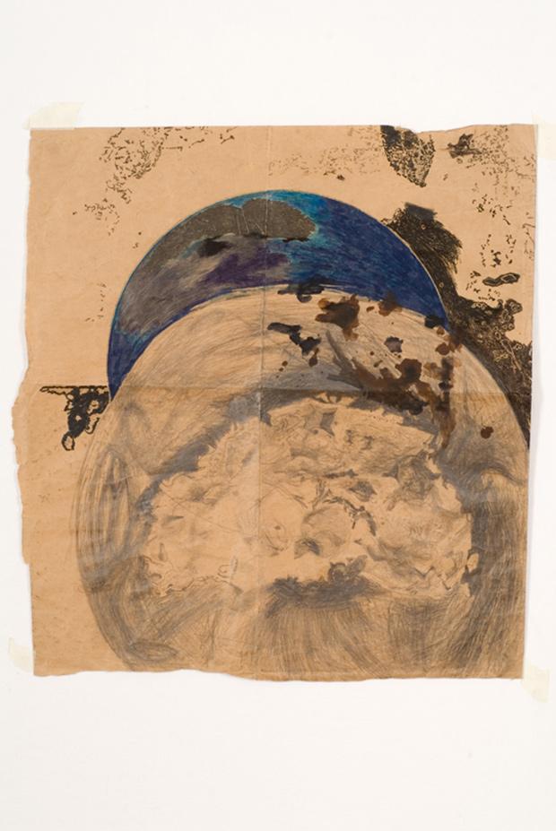 גלה-ויצמן-עובש-(פסטה-ברוקולי-בשמנת)-2011-טכניקה-מעורבת-על-נייר-51ס56X-סמ.jpg