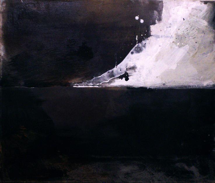 ים - אקריליק וצבע תעשייתי על קנווס, 2009.jpg