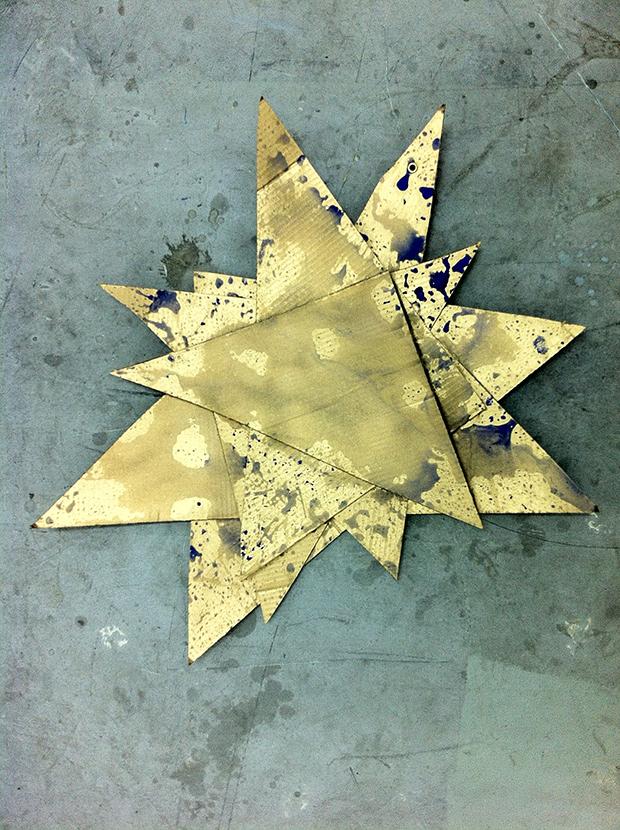 Explosion-Flower,-Painted-cardboard,-2012.jpg