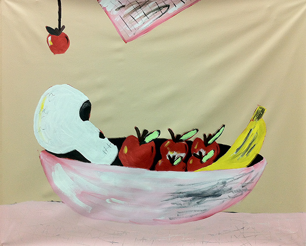 Still-life-with-hanging-apple,-160X140cm,-Acrylic-on-canvas,-2012.jpg