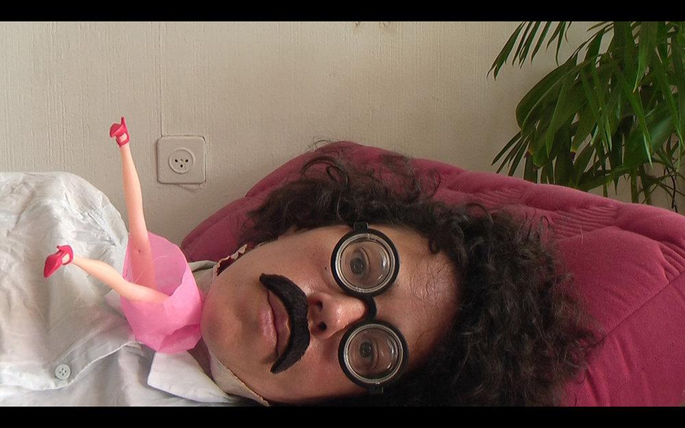 ורה קורמן, אנא5, וידאו חד-ערוצי, 2017