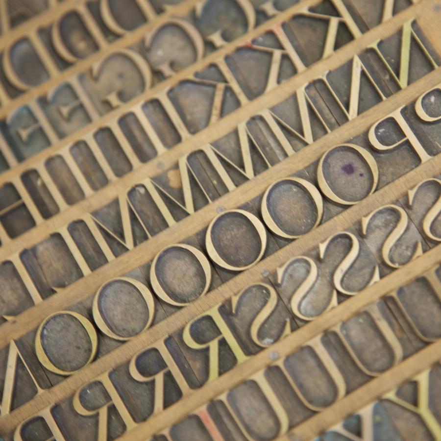 Typesetting & Design
