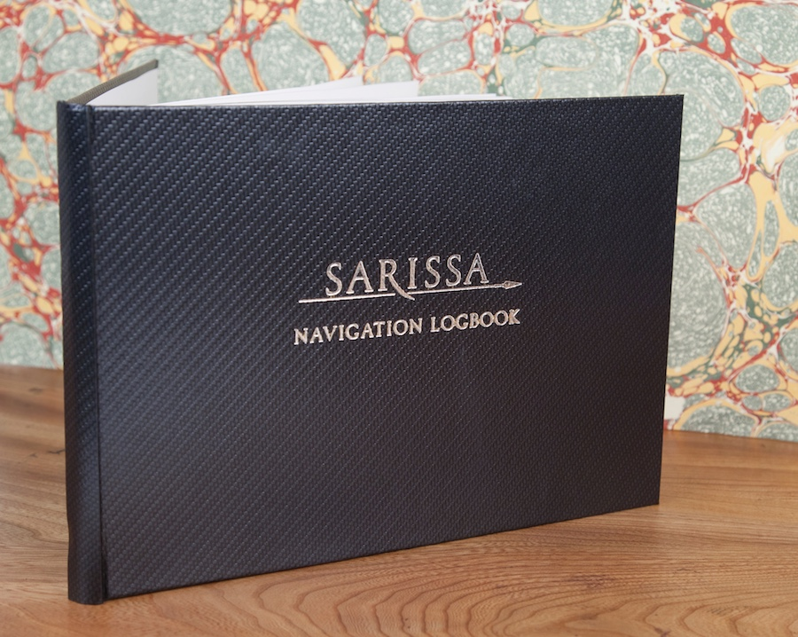 Sarissa Yacht Log Book.jpg