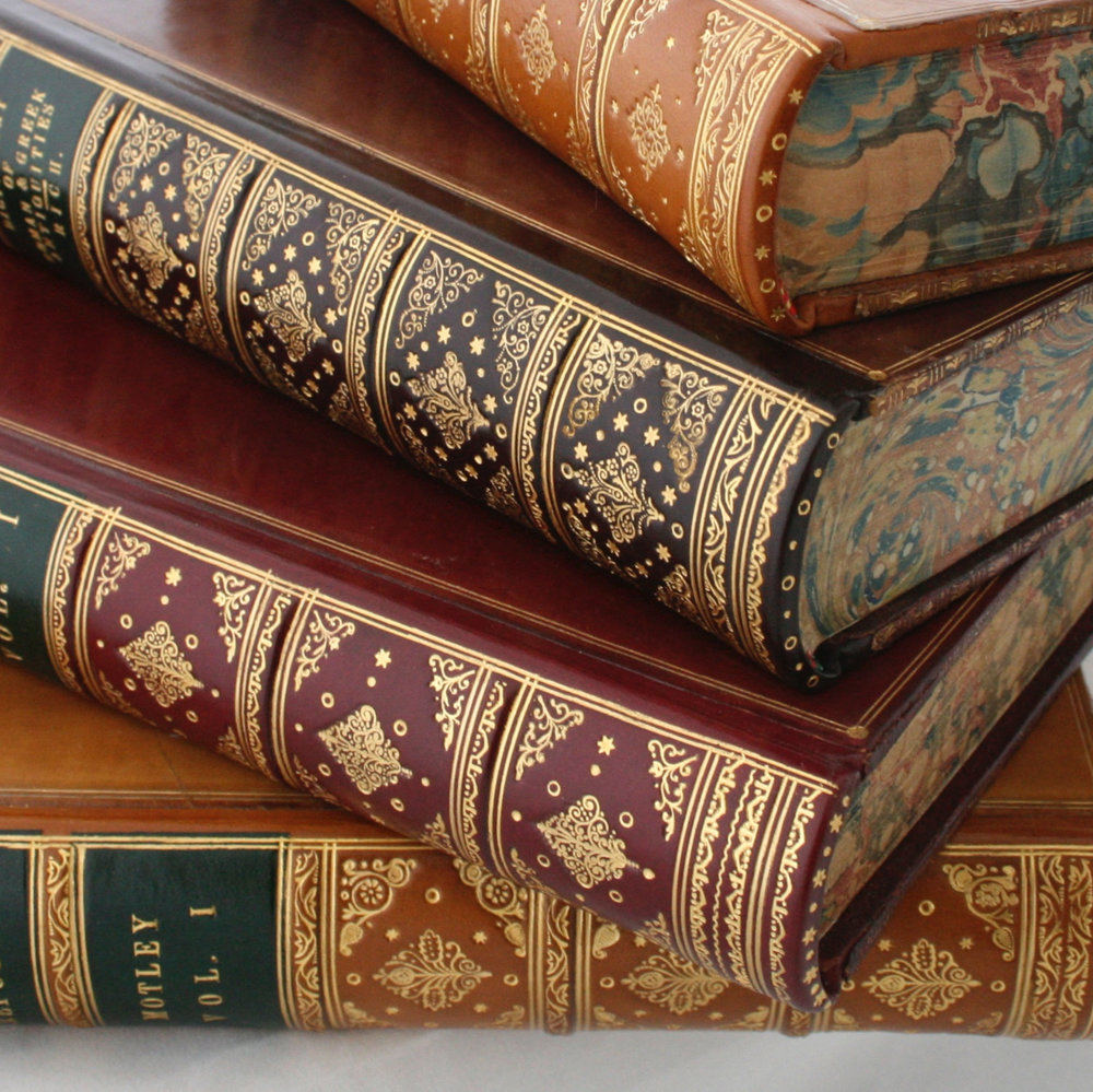 Traditional Fine Binding