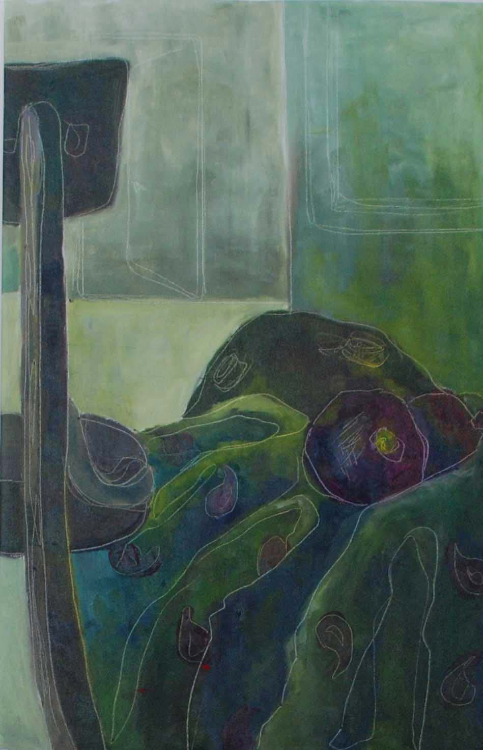 Oil on canvas, 40*60 cm, 2005