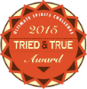 Tried and True awards, Ultimate Spirit Challenge, 2015