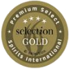 4 stars : Gold Medal, Premium Select Spirits International 2012