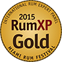 Gold Medal, RumXP Competition 2015, USA