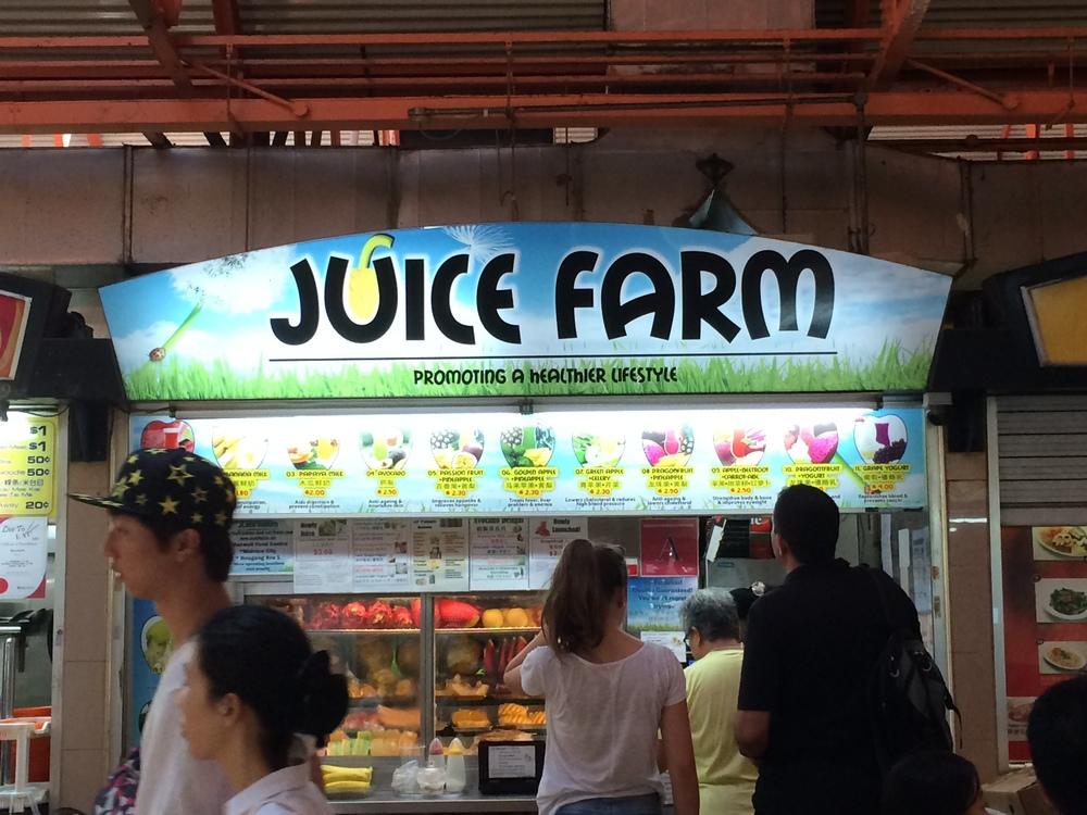Juice Farm!
