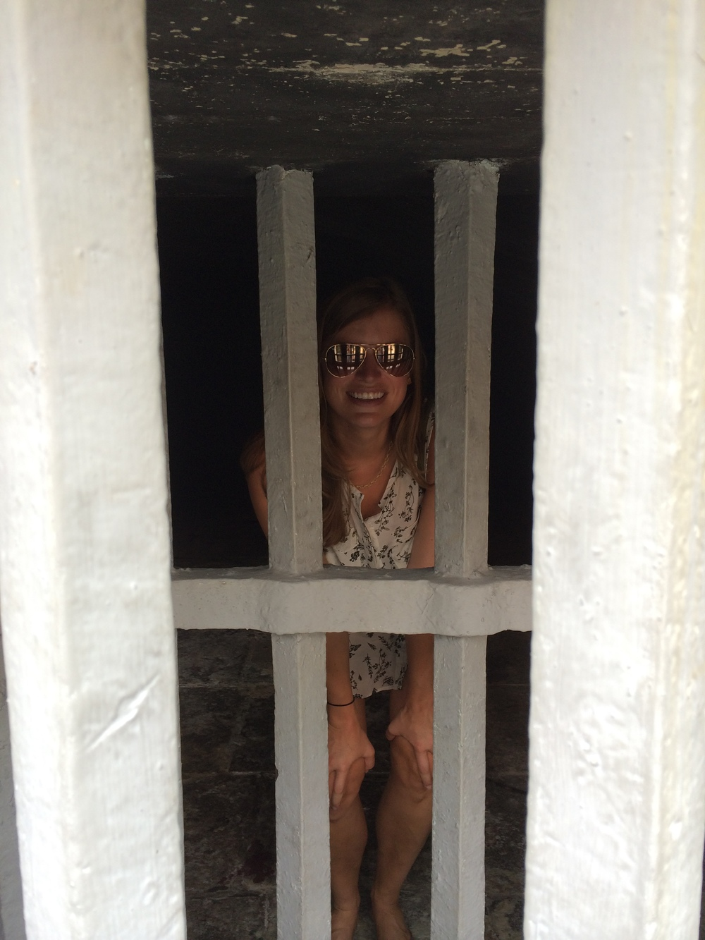 History Museum Prison