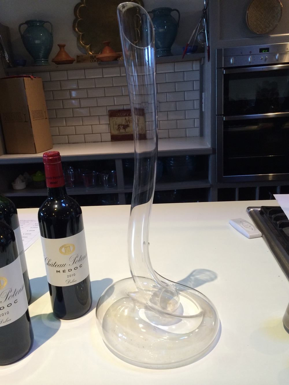 Riedel Eve Decanter