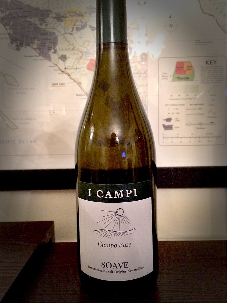 I Campi Soave Classico 2013, $16.99, available at Pasta and Provisions, Charlotte NC