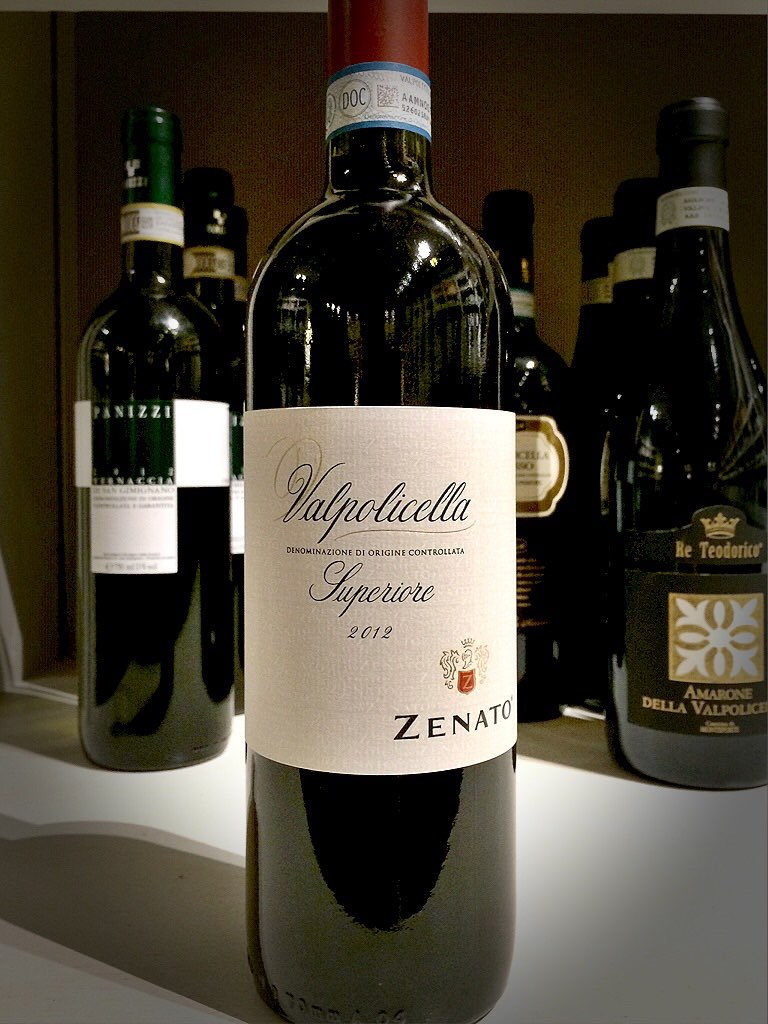 Zenato Valpolicella Superiore 2012, $16, available online and in store at Bond Street Wine