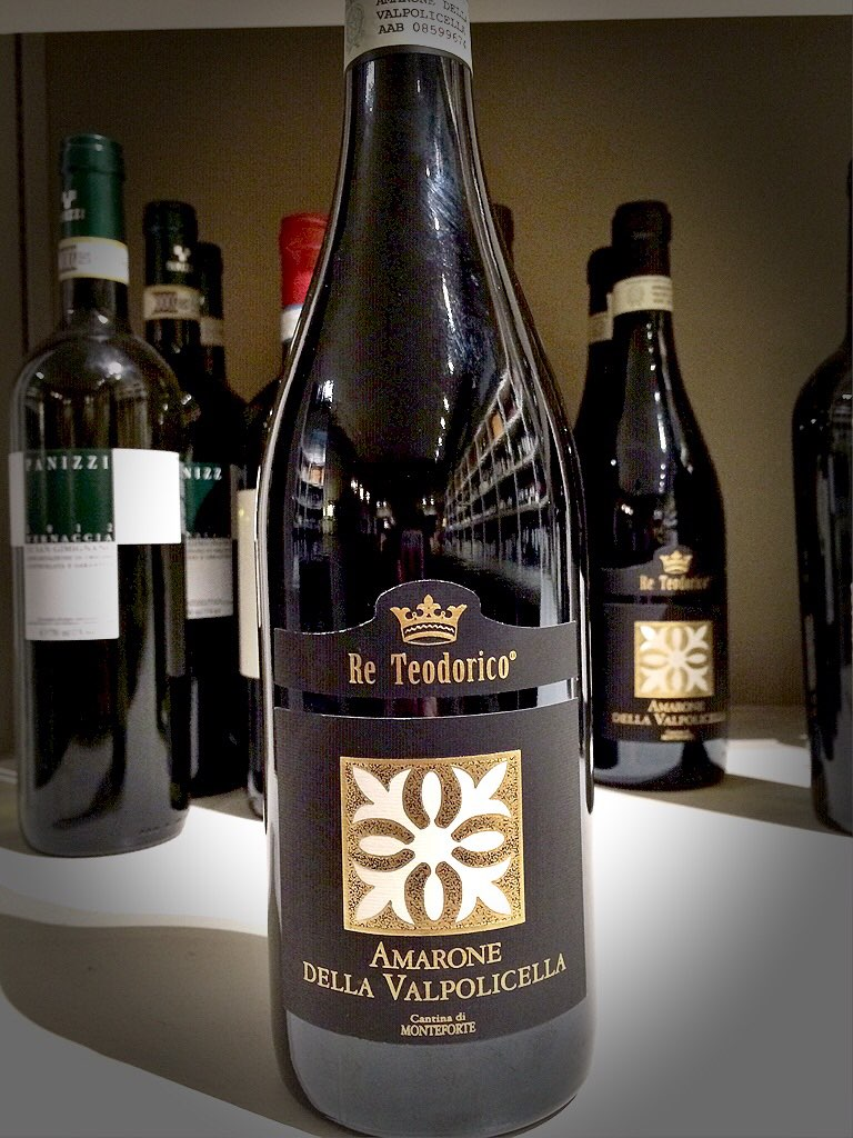 CANTINA DE MONTEFORTE Amarone della Valpolicella 2008, $36, available for purchase online and in store at  Bond Street Wine