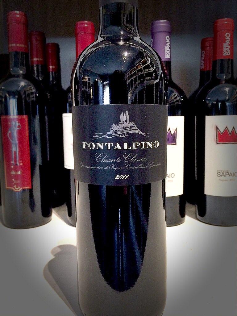 Fontalpino Carpineto Chianti 2011 - $29