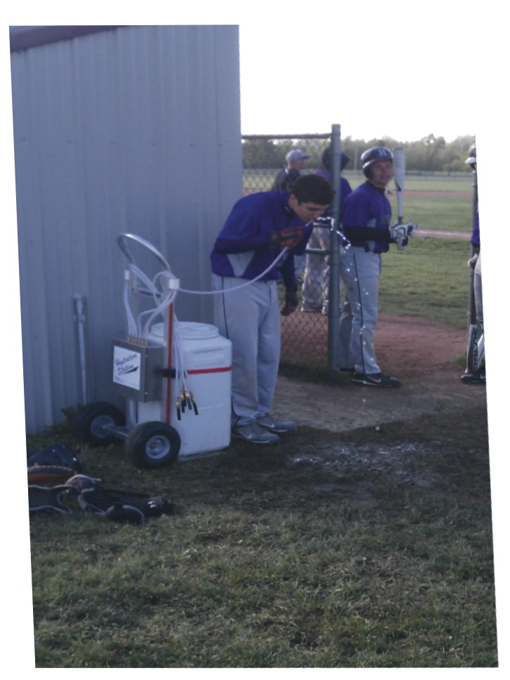 Portable Hydration for all team sports