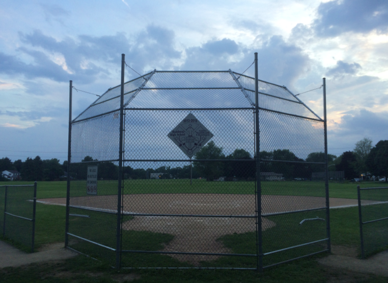softball BAckstop