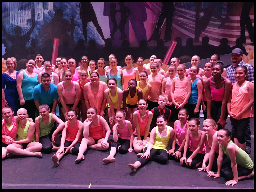 2016 Dance Recital