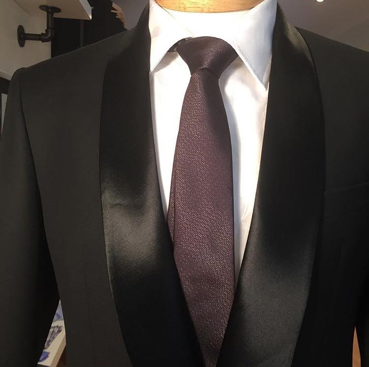 Castel F/W 16 Tuxedo