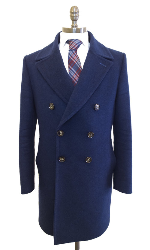 Overcoat  - Exclusive selection of superfine merino woolSTARTING AT $850