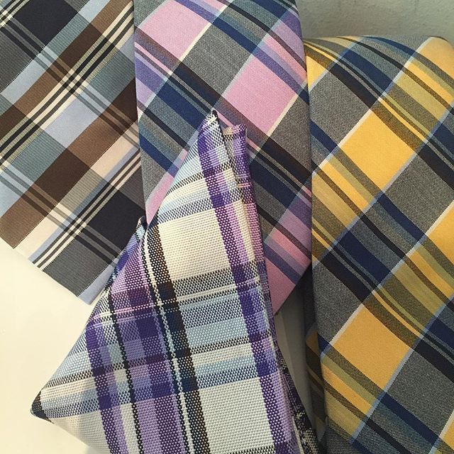 Ties - 100% Italian SilkSingle Tie $120Triple Tie Package $ 320