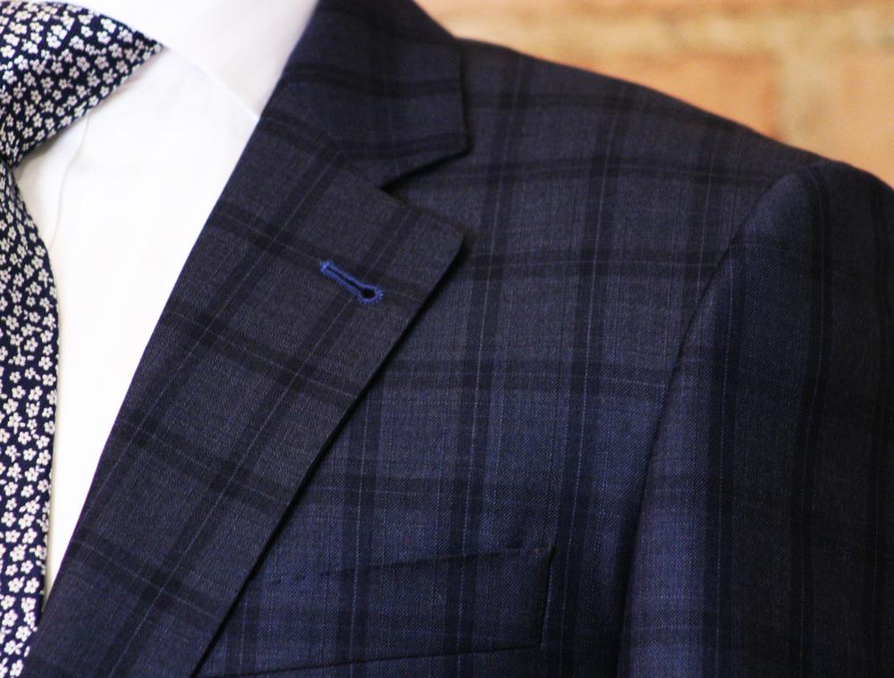 Castel Fabric - Superfine Merino Australian Wool