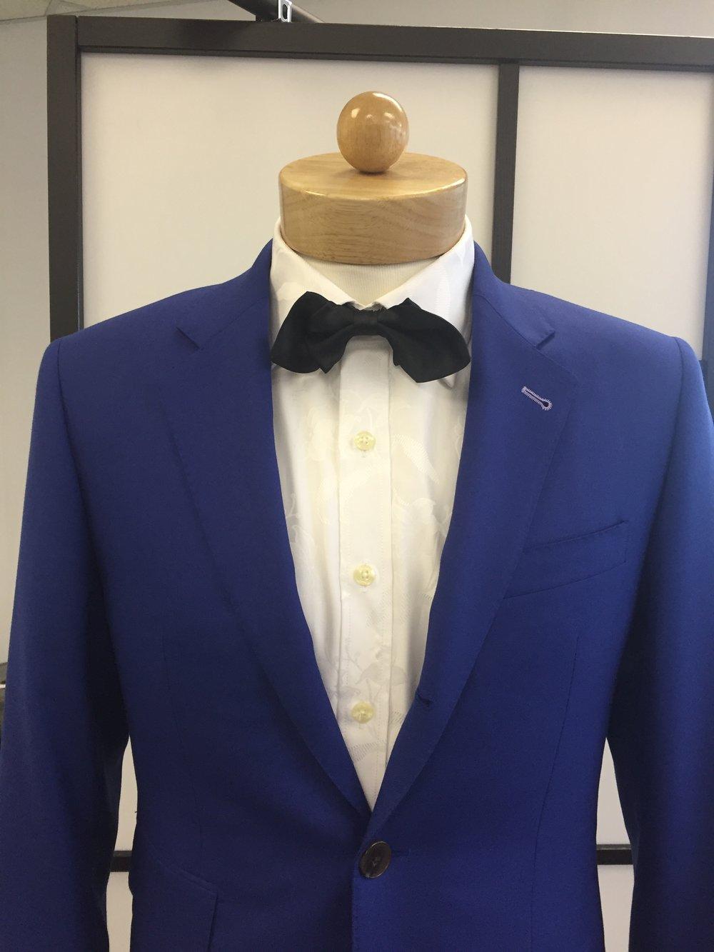 Tessuti Di Sondrio - Pure Linen Suits