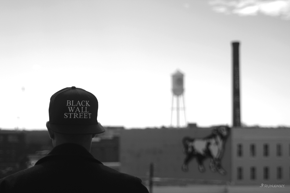 Black Wall Street - capsule collection � RUNAWAY