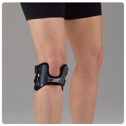 One of the ways you can help prevent further injury when you have hyper laxity, is by purchasing a stabilizing brace. A cho-pat strap is a external device that stabilizes the lateral movement of the knee cap and allows for exercise without risk of further injury.