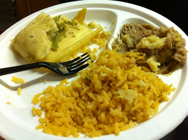 Tamale Brunch