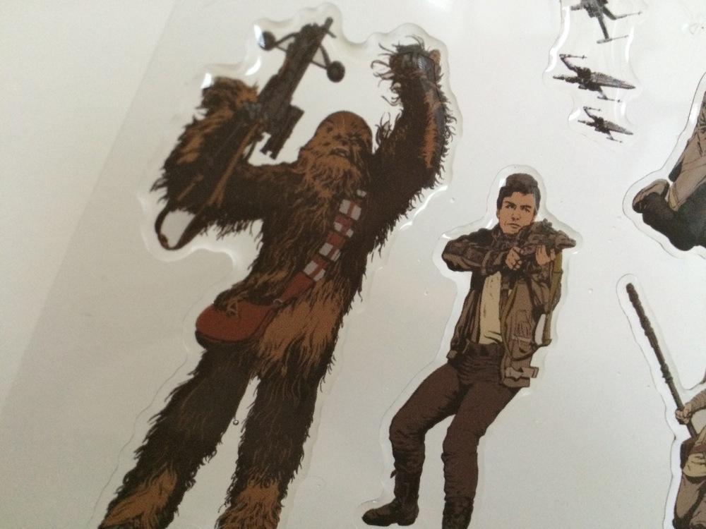 Go Chewie!