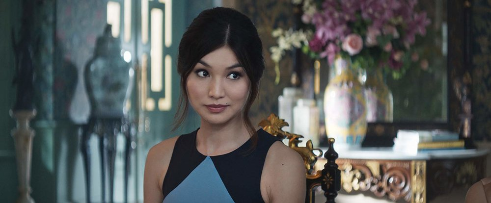Gemma Chan as Astrid in  Crazy Rich Asians