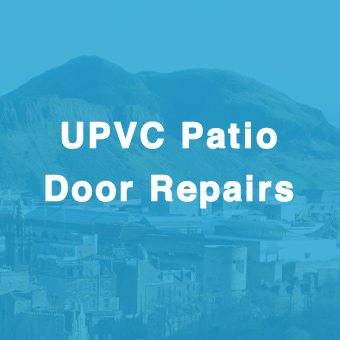 UPVC Patio Double Glazing Door Repair Lanarkshire Glasgow