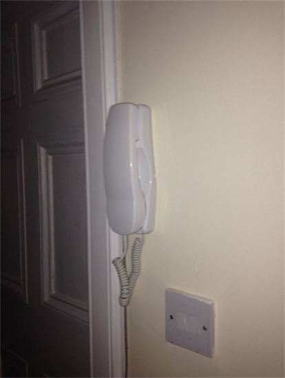 Intercom Handset Glasgow