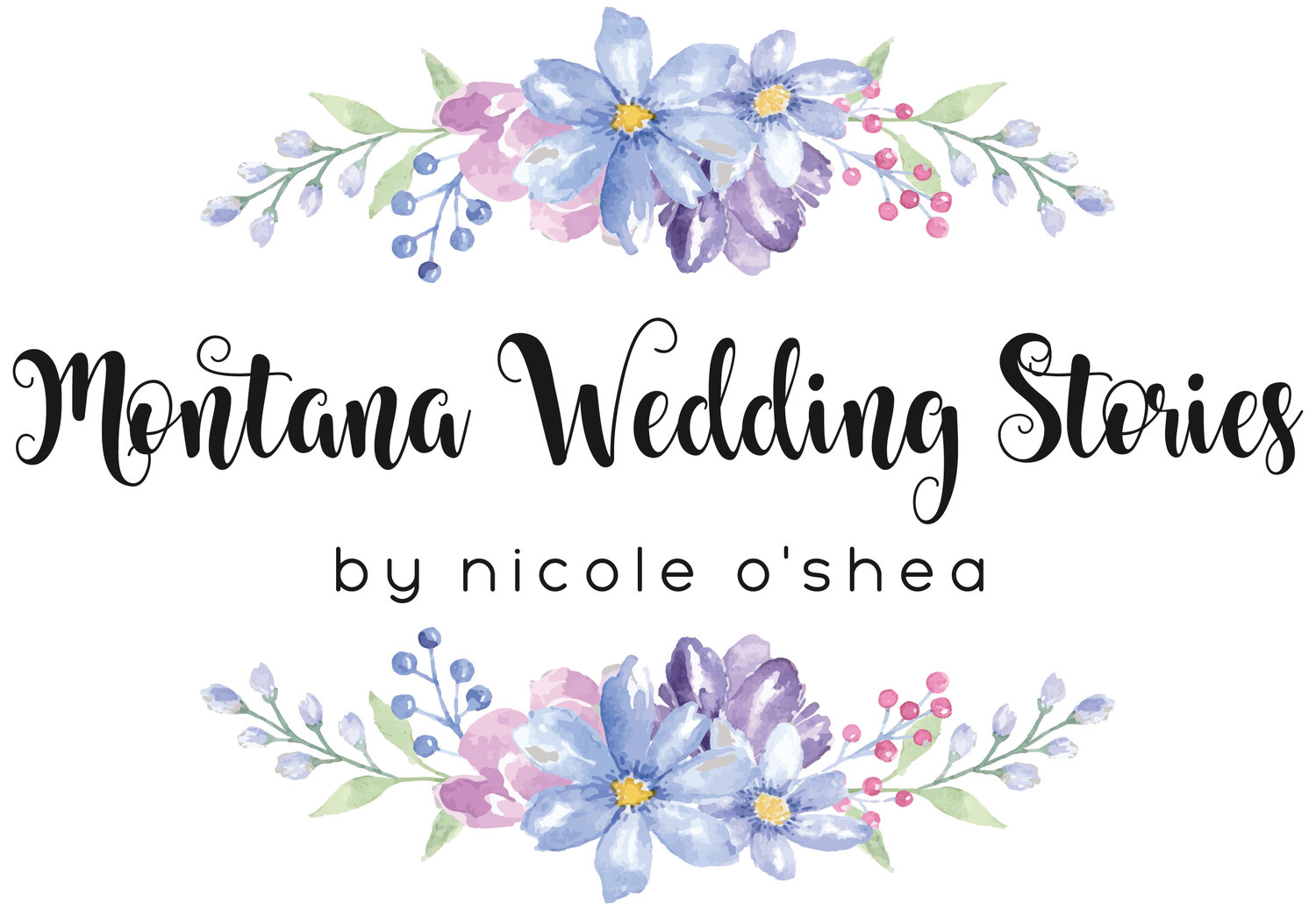 Montana Wedding Stories by Nicole O'Shea