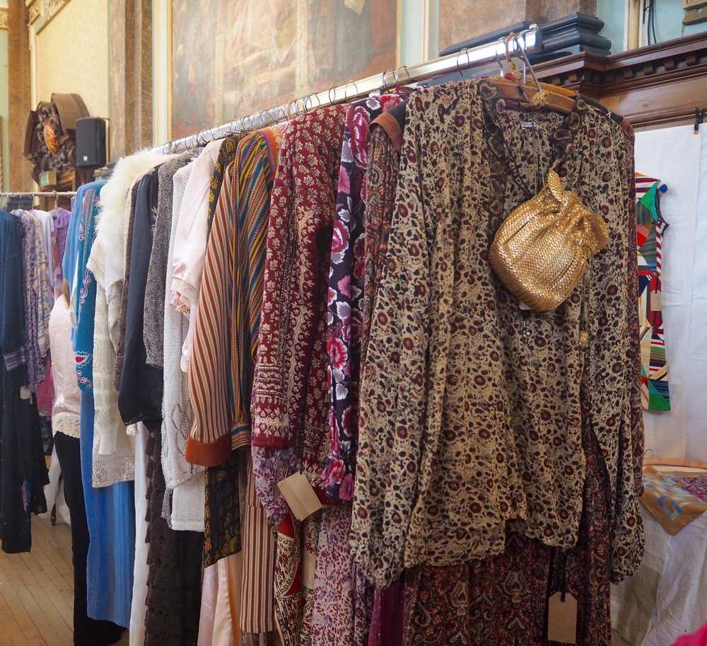 Bohemian blouses from  @vintwear2