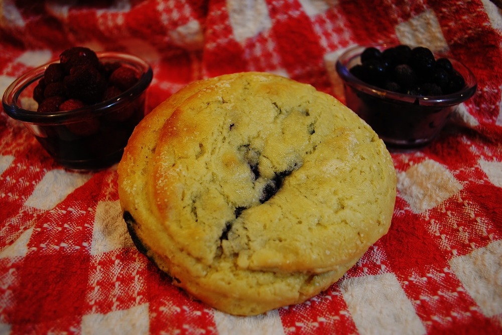 Very Berry Scone