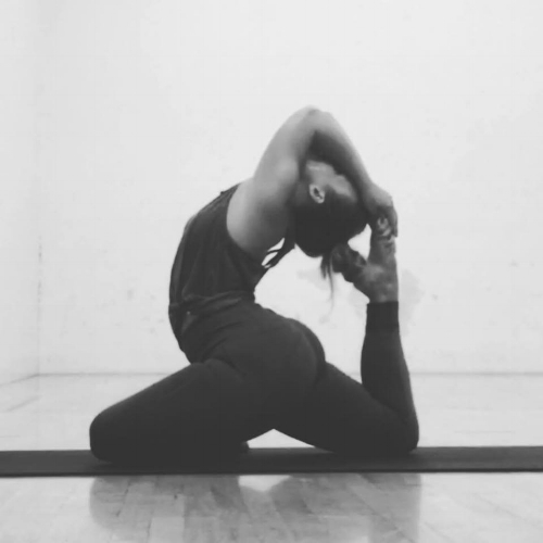 Krista Stevenson is a 200 RYT and completed her training with Tiffany Russo through Annie Carpenter's SmartFLOW program, Spring 2017. She is committed to a daily yoga practice and loves to share this passion with others. She considers herself always a student, and continually seeks new knowledge and techniques to offer her students. She began yoga as a way to become physically fit, and along the way found that there is a strong, deep connection between our physical, mental, and spiritual well-being. She likes to think of the practice of yoga as a union of many different things that we can first approach through asana, or physical postures. Then, as our bodies align, other aspects in our lives naturally follow. Although she is always in the practice of Yoga, Krista also enjoys running races and spending time with her two kids.