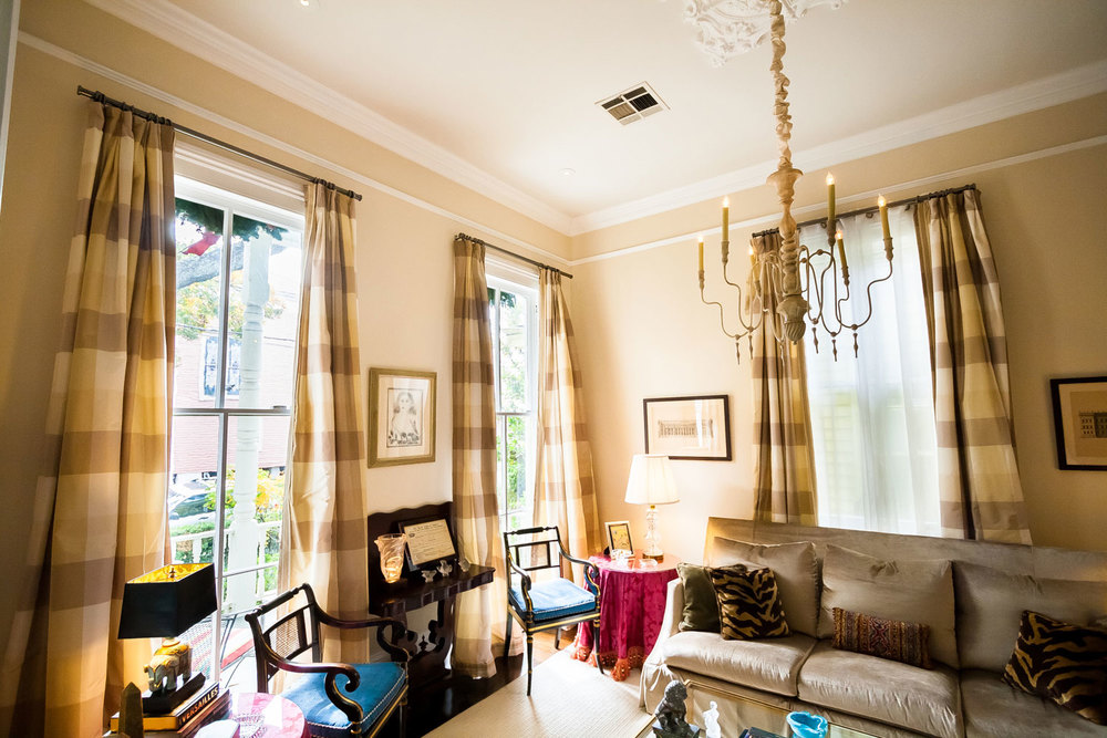 Living Room Curtains & Drapes