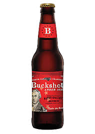 Natty Greene's most popular beer is Buckshot Amber.