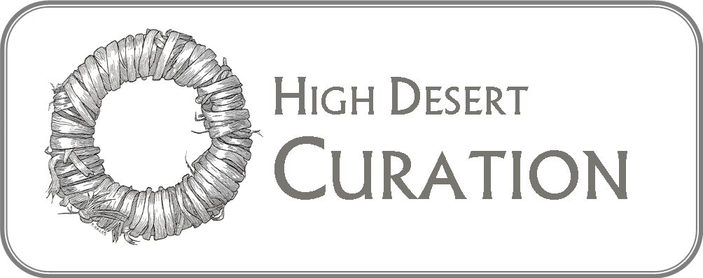 HIGH DESERT CURATION