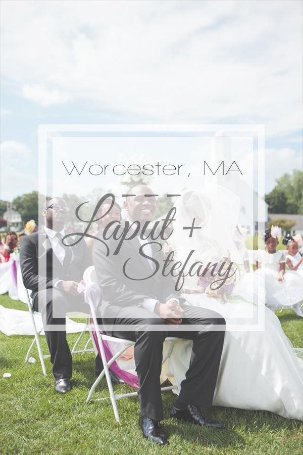 Laput + Stefany  : A Classic Massachusetts Wedding