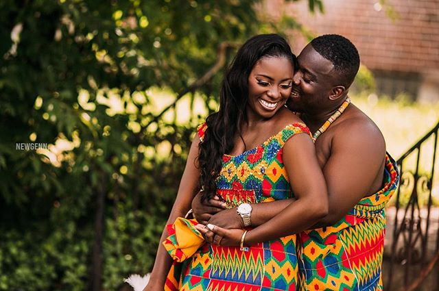 I will always love you.. ✨ . @yaaapraku & @nobonsu87 . . MUA: @irobincredible Attire: @ajoaakwaboah Planners: @afradj_exp