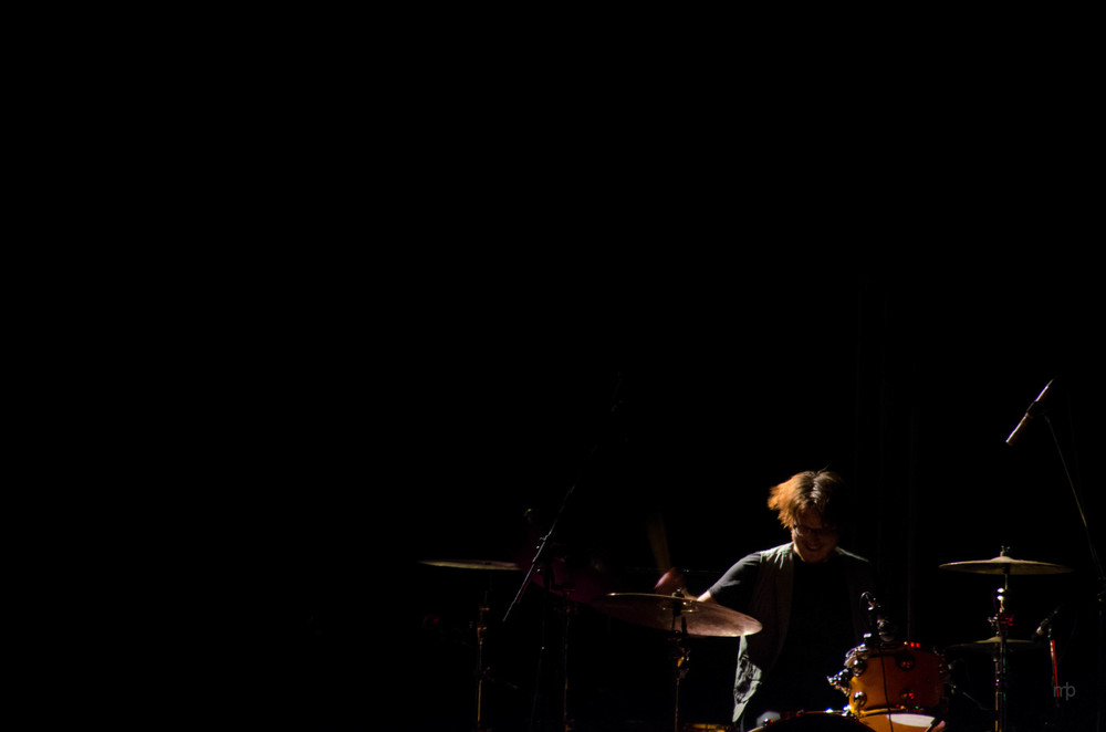 Drumming for Lindsey Stirling at Kansas State University