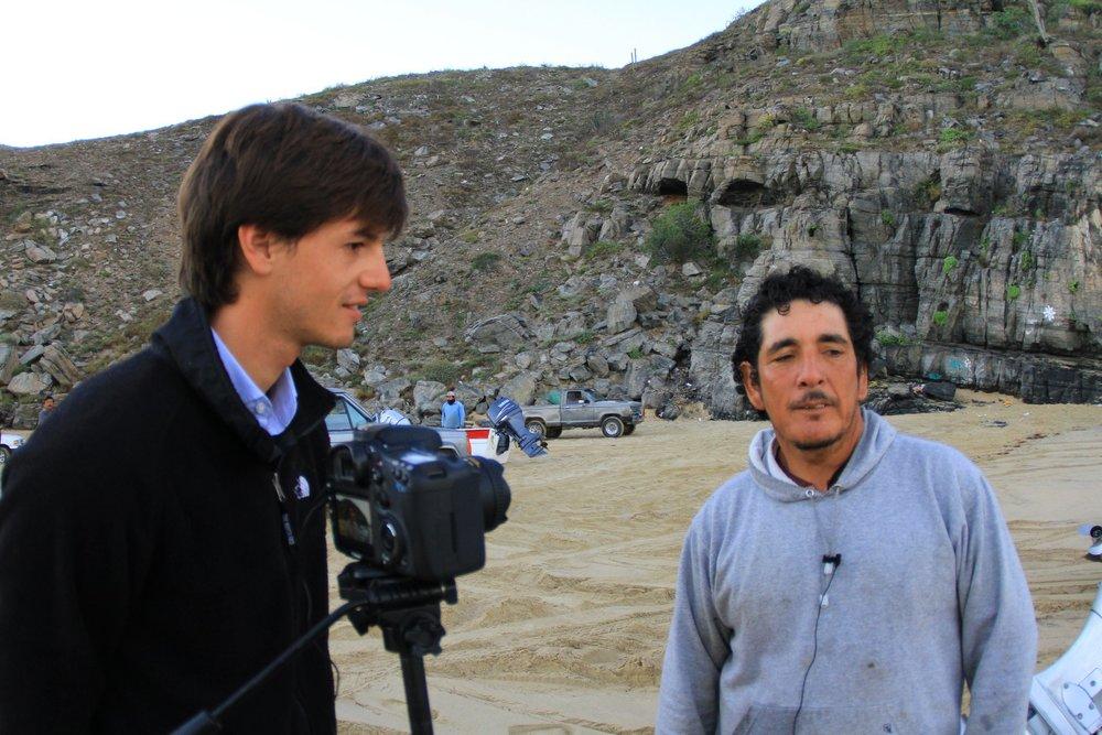 El director Jerónimo Prieto