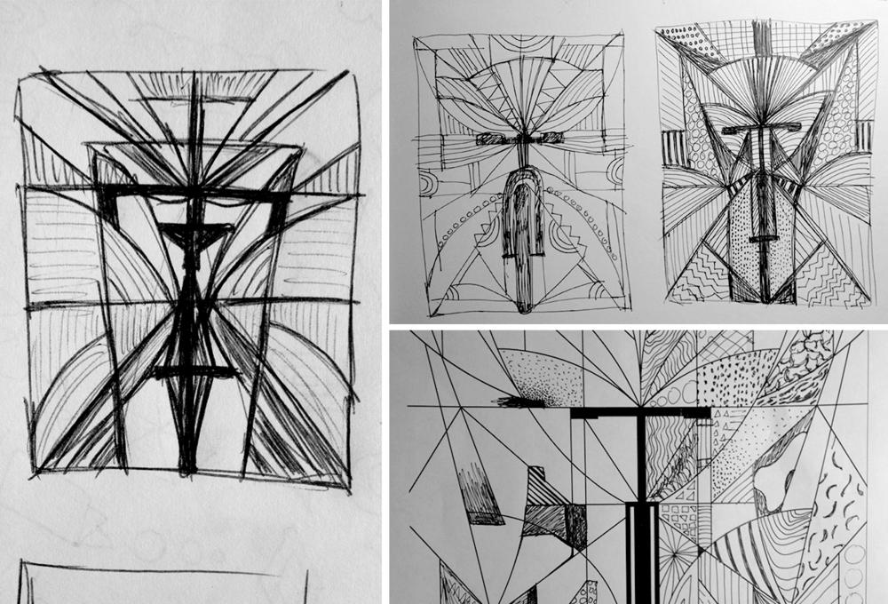 Anne Ulku Artcrank Balance sketch