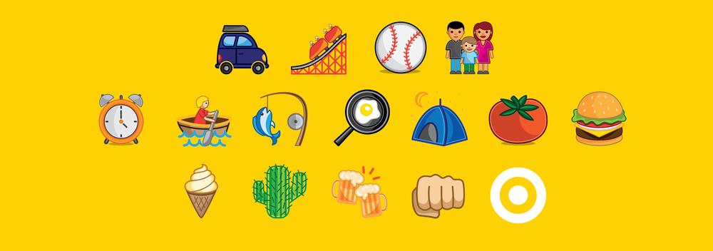Target Emojis